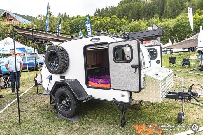 Caravane tout terrain Tip Top Freerider