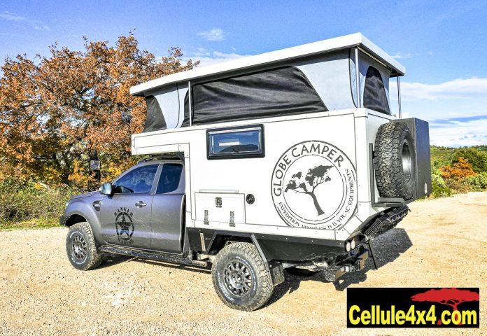 Cellule Globe Ranger
