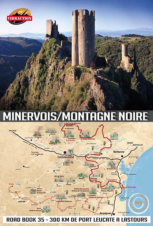 300 km et 50 % de pistes pour 4x4 et cellules sur le parcours de Vibraction au Pays Cathare