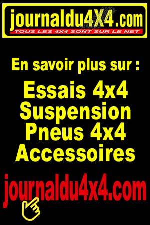 journal du 4x4 le magazine off road