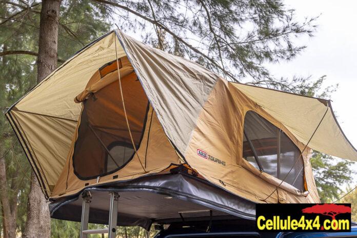 Tente de toit ARB Flinders nouveau modèle