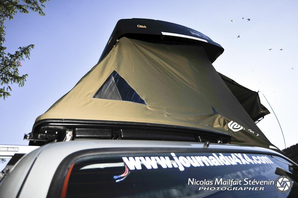 Bivouac, camping sauvage ou dormir dans sa tente de toit, son 4x4, son van que dit la loi
