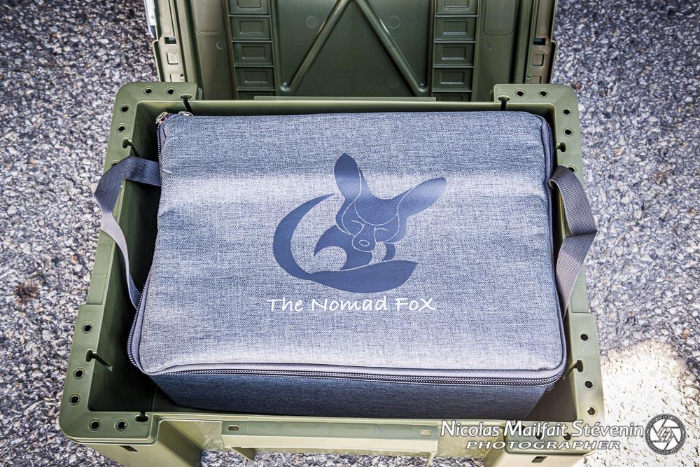 sac pour caisse nomad fox