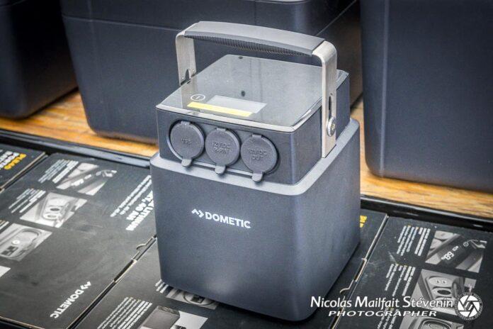 Dometic PLB40 batterie mobile pour le bivouac1382