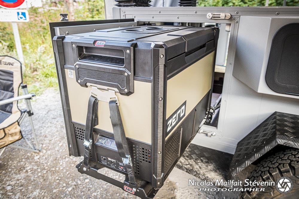 frigo congélateur bi zone ARB